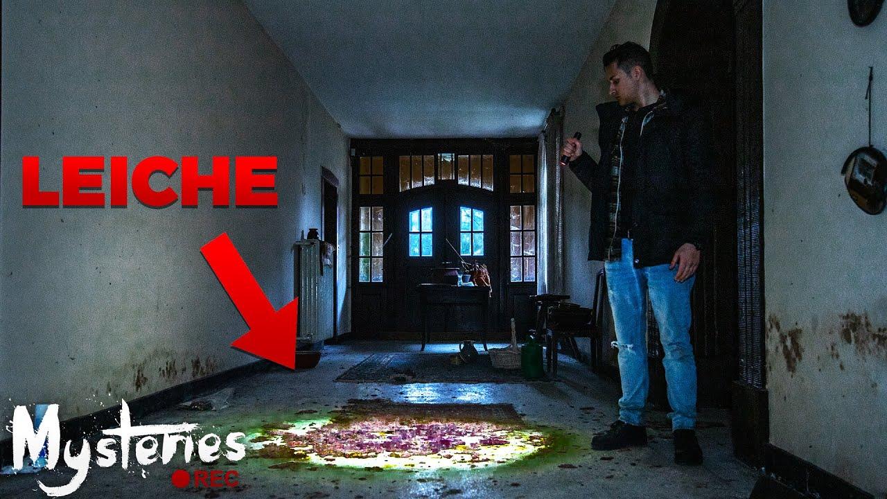 Hier VERWESTE sie über 3 MONATE (VERLASSENER BAUERNHOF!) 😱 | Mysteries (Lost Places)