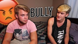 CONFRONTING MY HIGH SCHOOL BULLY