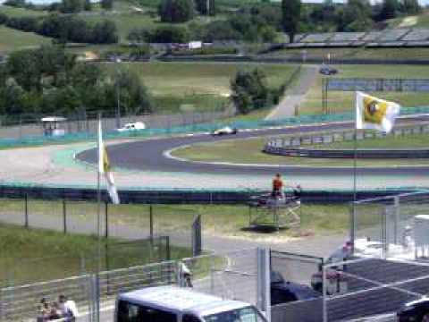 Palik László Gépészminiszter Úr - Hungaroring 20080706 ING Renault Formula 1 kiralyportal.hu