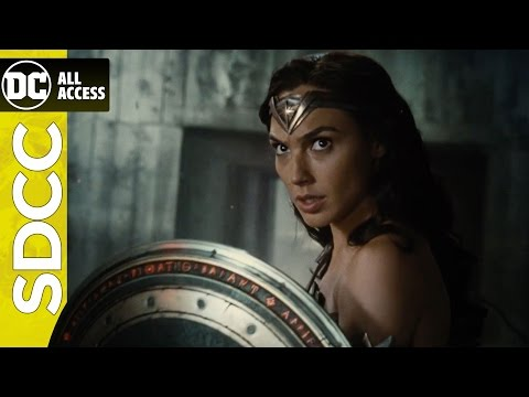 SDCC - Wonder Woman 75: Full Panel
