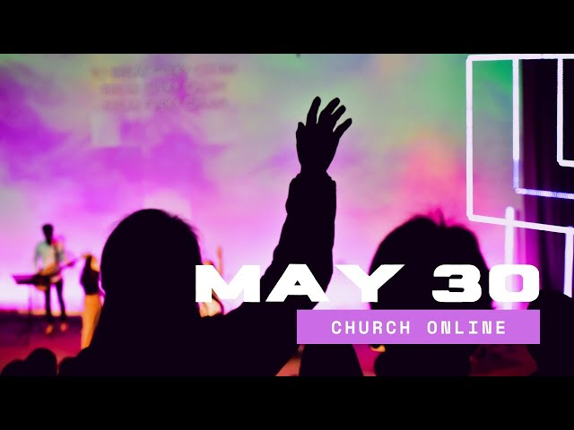 A MESSAGE IN A BOTTLE - 30TH MAY - CHURCH ONLINE