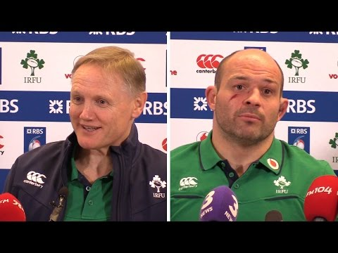 Ireland v England - Joe Schmidt & Rory Best Full Post Match Press Conference - Six Nations