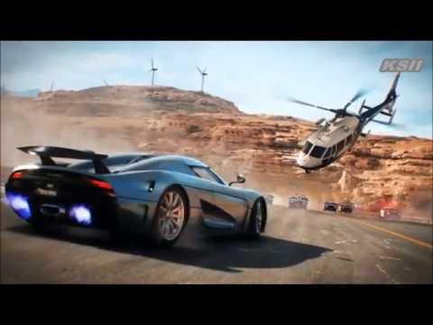 [GMV] Need For Speed : Skyline (Leslie Parrish_Eurobeat)