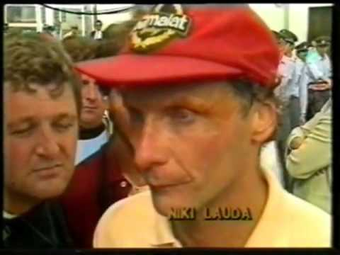 Niki Lauda Retirement + Interview F1 Austrian GP 1985 Race by magistar