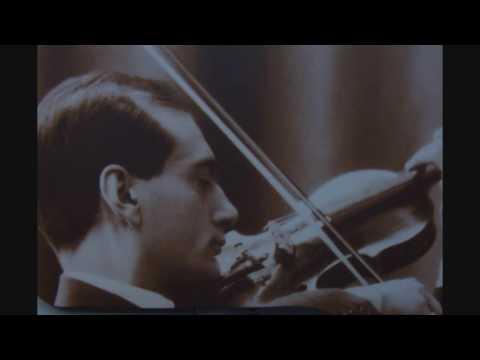"MANUEL QUIROGA LOSADA plays ""Canto amoroso""."