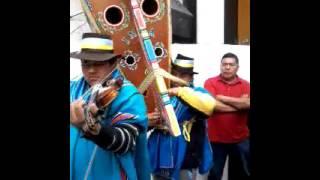 Danzantes de tijeras 2015  Supaycha vs Atoq chico