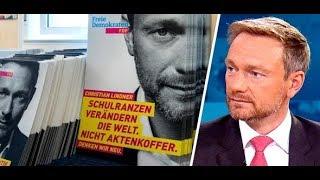 "Talk mit FDP-Spitzenkandidat: Christian Lindners Facebook-Status: ""genervt"""