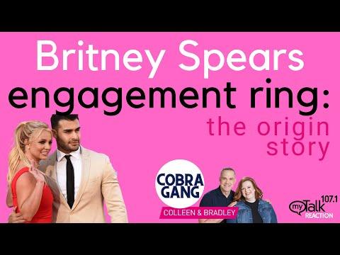 Britney Spears Engagement Ring: Origin Story