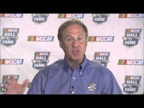 rusty wallace nascar hall of fame video interview youtube. Black Bedroom Furniture Sets. Home Design Ideas