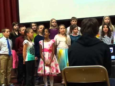 """Desy Sackets Harbor Central School Spring Concert--""""Catch The Wind"""""""