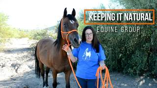 Welcome to Keeping It Natural (KiN) - Equine Community
