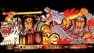 青森ねぶた祭り Aomori Nebuta Festival 2011 (Shot on RED ONE)