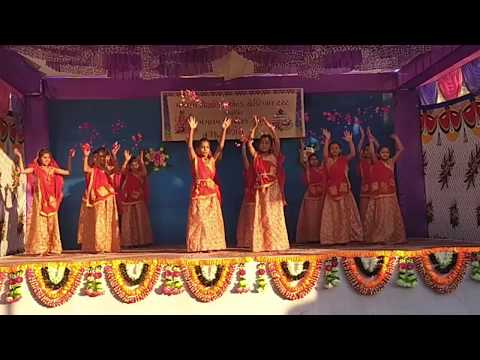 swagat geet | su swagatam ghar mandir se | dance