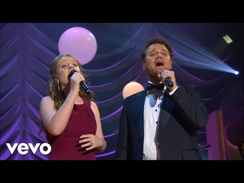 Agnus Dei   David Phelps and Maggie Beth Phelps