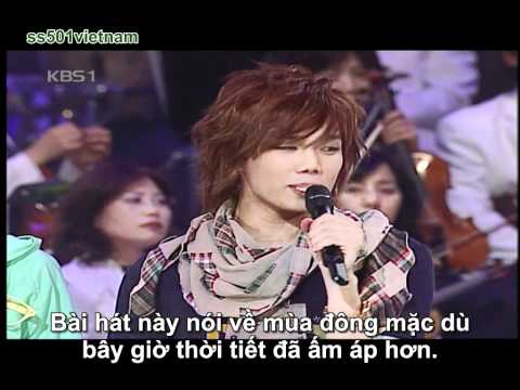 [Vietsubs] 080505 KBS1 GrassGreen Nursery Rhyme Festival SS501 FlyAway + Interview + Song For You