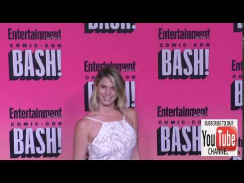 Autumn Chiklis at the Entertainment Weekly San Diego Comic Con Party