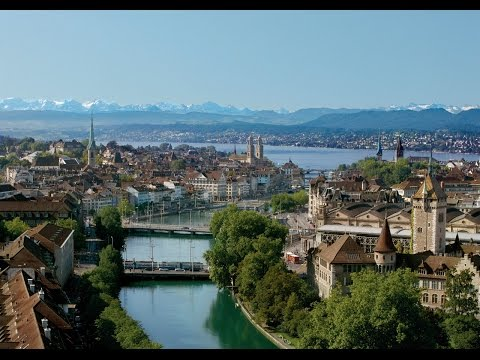The Best of Zürich City Tour