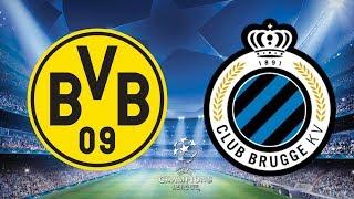 UEFA Champions League 2018/19 - Borussia Dortmund Vs Club Brugge - ...