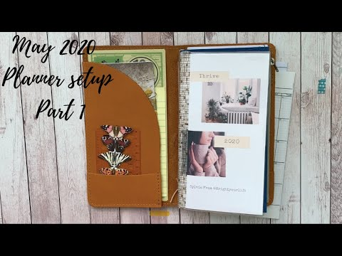 may-2020-planner-setup-part-1-|-traveler's-notebook