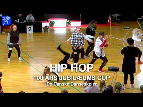 HIP HOP - DDD 100 års Jubilæums Cup