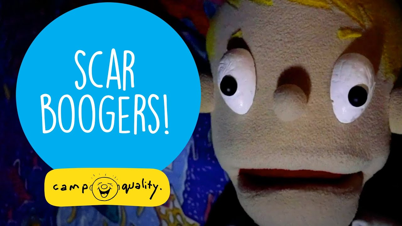 'Spooky Boogers' Halloween Story For Kids