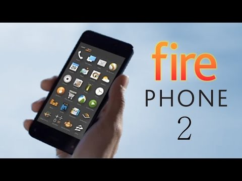 Amazon Fire Phone 2 Rumors (2015-2016)
