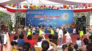 Mầm non Việt Hàn Montessori - Rock vầng trăng VH5