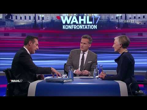 Konfrontation FPÖ - NEOS | Wahl 17