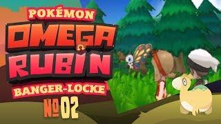 Manipulativer Dex-Nav! - Pokémon Omega Rubin Bangerlocke Challenge #02