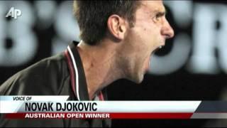 Djokovich Beats Nadal in Australian Open Final