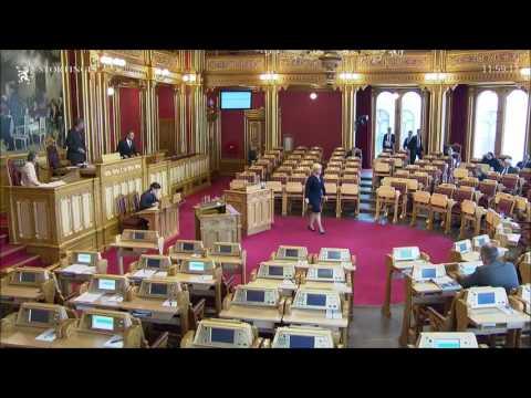 Snorre Valen om Siv Jensen: – Høres ut som Einar Gerhardsen