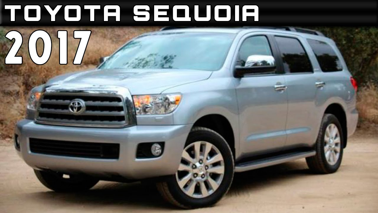 2017 toyota sequoia review rendered price specs release. Black Bedroom Furniture Sets. Home Design Ideas