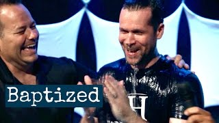CHAD GOT BAPTIZED!