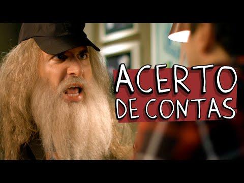ACERTO DE CONTAS