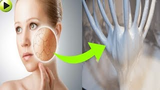 How to get rid of dry skin on face | Home remedies for dry skin and rough skin skin care at Home