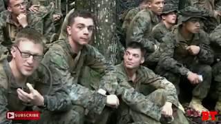 Tentara amerika tidak sanggup dengan latihan ala tentara indonesia