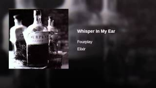 Whisper In My Ear
