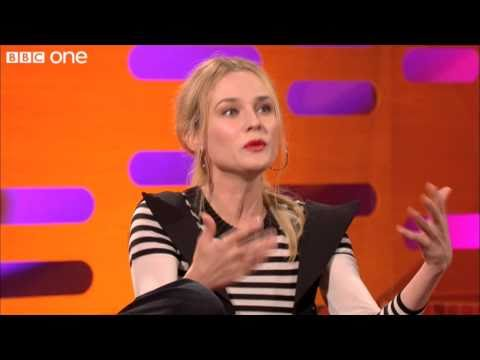 Diane Kruger Was A Professional Mourner  The Graham Norton , p  BBC One
