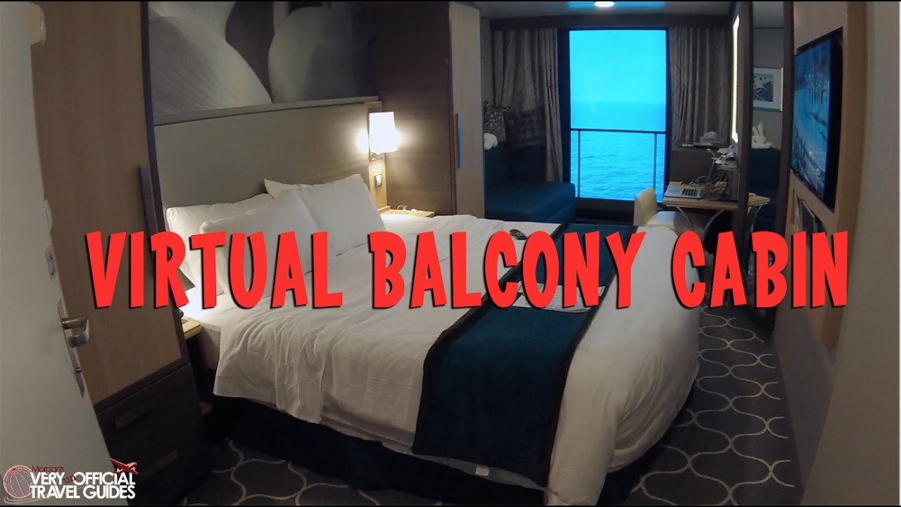 Harmony Of The Seas Virtual Balcony Tour Royal Caribbean