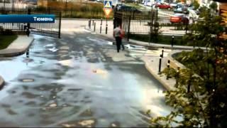 А в Тюмени соседи по элитному жилому комплексу устроили драку под прицелом камер видеонаблюдения(Официальный сайт: http://ren.tv/ Сообщество в VK: https://vk.com/rentvchannel Сообщество в Одноклассниках: http://ok.ru/rentv Сообщество..., 2015-08-17T13:15:23.000Z)