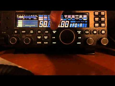 The Yaesu Ft 450d First Use Funnycat Tv