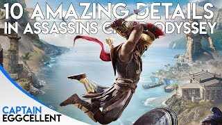 10 Of The Most Amazing Details In Assassins Creed Odyssey