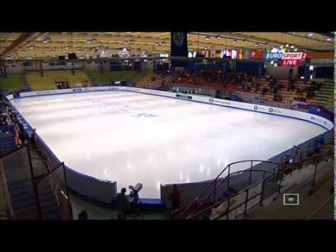 2013 World Junior Championships - Ladies SP