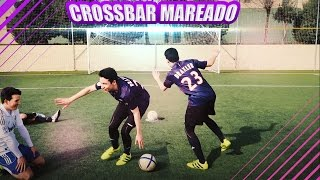 EL RETO MAS DIFICIL DEL MUNDO!!! | CROSSBAR MAREADO CHALLENGE | RETOS DE FUTBOL EN LA VIDA REAL