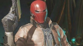 Injustice 2 - Red Hood Multiverse Ladder Walkthrough and Ending