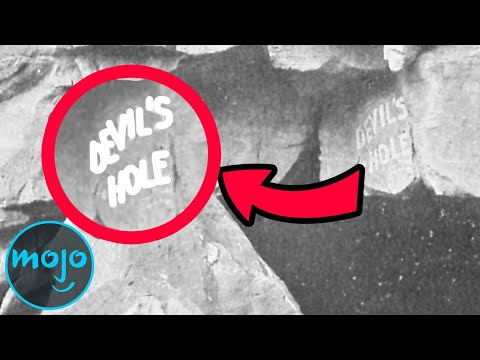 Top 10 Creepiest Cave Mysteries That Will Freak You Out