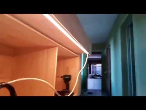 Licht windowseat