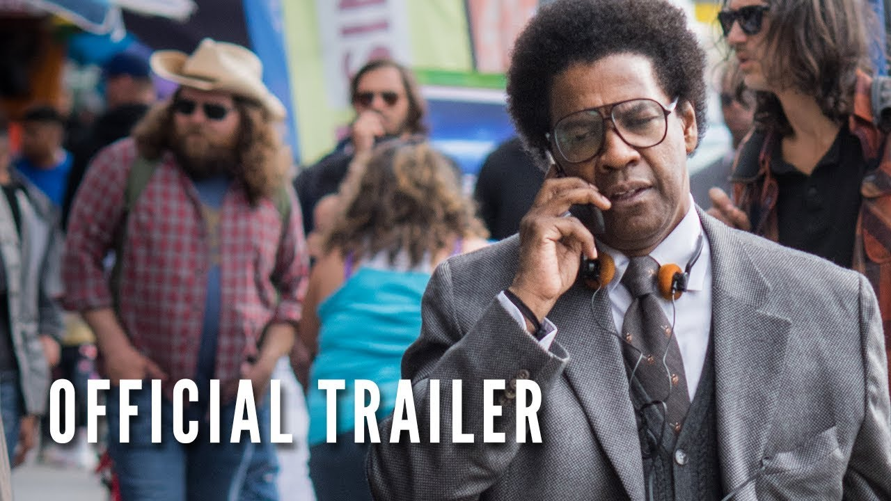 ROMAN J. ISRAEL, ESQ. - Official Trailer (HD)