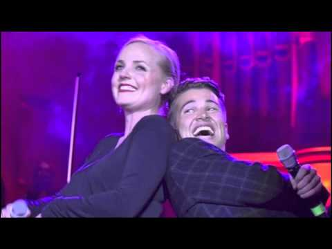 Joe McElderry  & Kerry Ellis  - TIme Of My Life - Movies & Musicals - Aberdeen