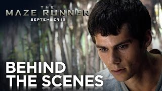 "The Maze Runner | ""Making The Maze"" Featurette [HD] 